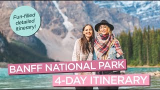 Download The Ultimate Banff Itinerary: Best of Banff National Park in 4 Days Video