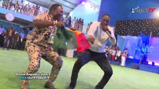 Download ALL NATIONS DANCE WITH PROPHET JEREMIAH OMOTO FUFEYIN Video
