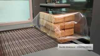 Download RUF briquettes packaging with automatic sleeve wrapping machine, STROJPLAST, packaging technology Video