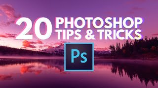 Download 20 New Powerful Tips, Tricks, & Hacks in Photoshop Video