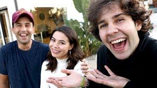 Download SURPRISING JOSH PECK WITH MIRANDA COSGROVE!! Video