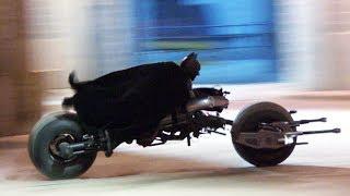 Download Creating, Stunts: Batmobile & Batpod 'The Dark Knight Trilogy' Featurette Video