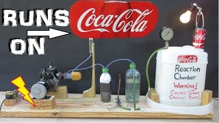 Download How To Make A Generator That Runs On Coca-cola! (Experiment!) Video