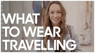 Download What To Wear Travelling - Secrets Of A Stylist Video