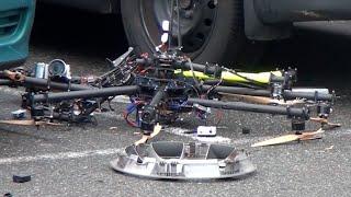 Download Amazing Drone Crash | Vancouver Canada Video
