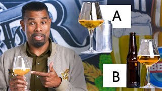 Download Beer Expert Guesses Cheap vs Expensive Beer | Price Points | Epicurious Video