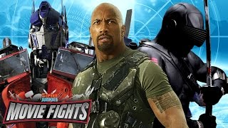 Download Ultimate G.I. Joe / Transformers Crossover Video
