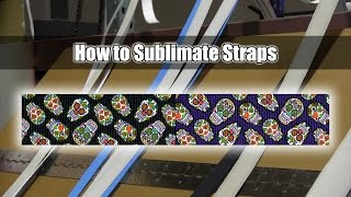 Download Follow Along with Phil from Strapworks to Find Out How to Sublimate Polyester Webbing Video