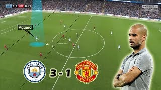 Download A Game of Attack vs Defense | Man City vs Man United 3-1 | Tactical Analysis | Guardiola vs Mourinho Video