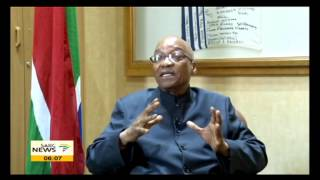 Download Zuma baffled by 'vote no' campaign Video