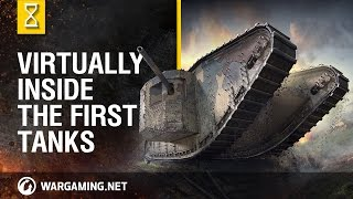 Download Virtually Inside the First Tanks [VR Experience] Video