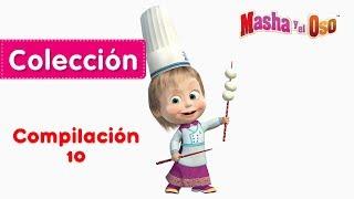 Download Masha y el Oso - Compilación 10 ⚡ Dibujos Animados en Español! Video