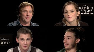 Download THE PERKS OF BEING A WALLFLOWER - ″First Impressions″ Roundtable Video