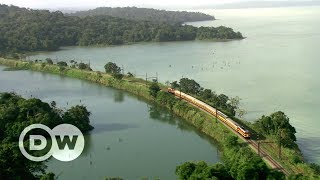 Download Traveling by train in Panama | DW Documentary Video