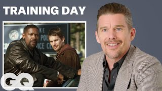 Download Ethan Hawke Breaks Down His Most Iconic Characters | GQ Video