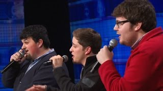 Download America's Got Talent 2015 S10E01 Triple Threat Sing To A Standing House Video