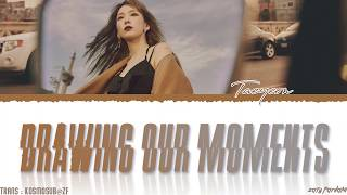 Download TAEYEON (태연) - 'DRAWING OUR MOMENTS' (너를 그리는 시간) Lyrics [Color Coded Han Rom Eng] Video