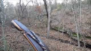 Download November 20th Arkansas Recurve Harvest: 8 point buck Video
