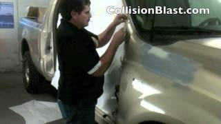 Download DIY Back Masking Tips How To Mask Doors When (Painting Jambs) on Cars or Trucks Video