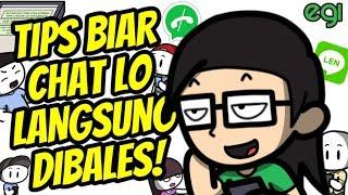 Download TIPS BIAR CHAT LO LANGSUNG DIBALES! #TIPSEGI Video