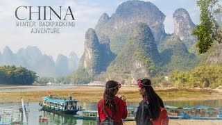 Download China Backpacking Adventure - Winter Trip Video