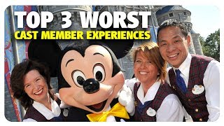 Download TOP 3 WORST Cast Member Experiences | Best and Worst | 08/02/17 Video