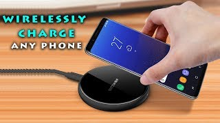 Download How to Turn any Phone into Wireless Charging Phone Video