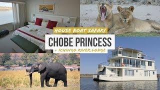 Download Chobe Princess Luxury Houseboat Safari & Ichingo River Lodge Video