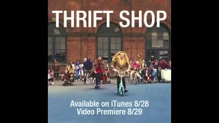 Download Thrift Shop Macklemore feat Wanz (Official Full) Lyrics + Download Video