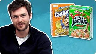 Download Irish People Taste Test American Cereals Video