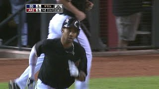 Download Young hits a walk-off homer in the ninth Video