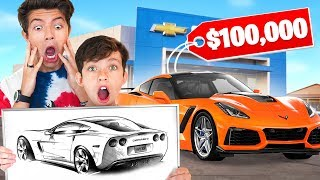 Download You Draw, I Buy It Challenge with My Family! Video