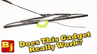 Download Does the EcoCut Pro Windshield Wiper Blade Cutter Really Work? Video