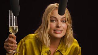 Download Margot Robbie Explores ASMR with Vegemite, Champagne, and High Heels | Celebrity ASMR | W Magazine Video