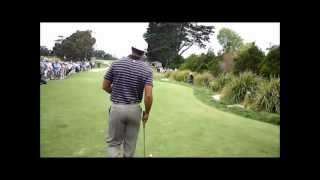 Download Tiger Woods Stinger/Pure Iron Shots Compilation (Orgasmic Sounds) (HD) Video