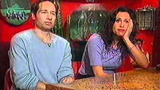 Download Minnie Driver & David Duchovny on TFI Friday Video