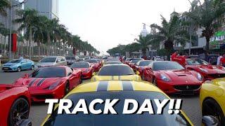Download FERRARI TRACK DAY DI BSD   CARVLOG 026 (INDONESIA) Video