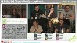 Download ″I wanted to do 4 things″ | Critical Role Video