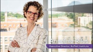 Download Meet Annelise Riles, Executive Director of the Buffett Institute Video