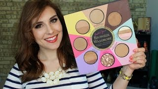 Download Review: Too Faced Bronzer Collection | Bailey B. | Bailey B. Video