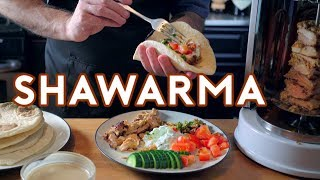 Download Binging with Babish: Shawarma from The Avengers Video
