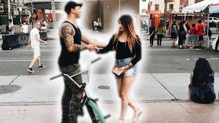 Download I GOT A GIRL'S NUMBER BY FALLING OFF MY BIKE Video