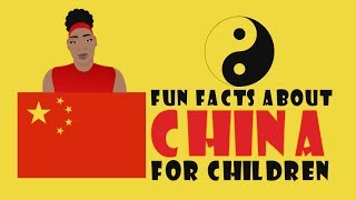 Download 10 Fun Facts about China for Children Video (Cartoons for Kids - Elementary School/Homeschooling) Video