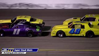 Download Feature: Super Stock Main Event from The Bullring at LVMS 10-21-17 Video