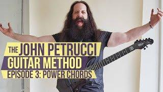 Download The John Petrucci Guitar Method - Episode 3: Power Chords Video