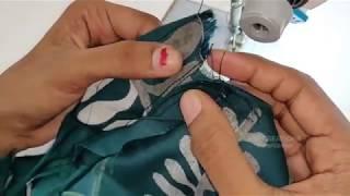 Download Stylish Churidar Top Cutting Simple Method Part - 2 Video