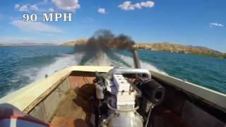 Download Merlon's Master Creation Cummins Speed Boat Video