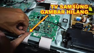 Download TV SAMSUNG Gambar Hilang Suara Normal VLOG96 Video