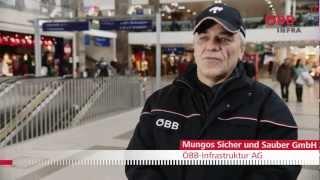 Download Schutzengel der Bahnhöfe: Das Mungos Security-Team der ÖBB-Infrastruktur Video
