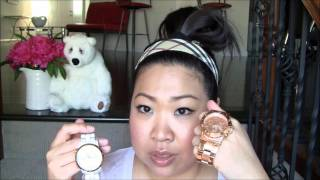 Download MY WATCH COLLECTION Michael Kors + GUESS Watches Video